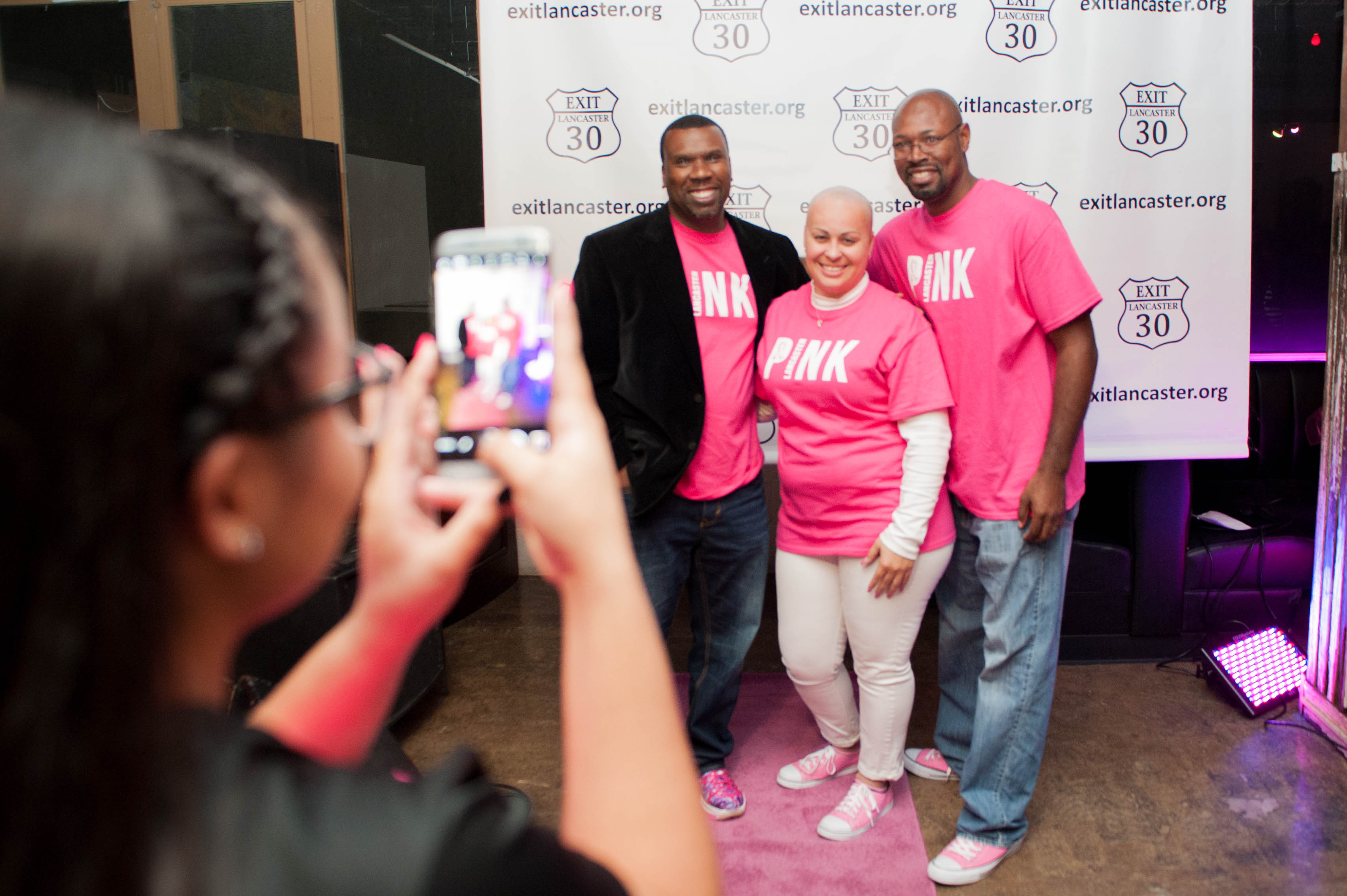 Advantage Lancaster Hosts PINK Lancaster Celebration at Tellus360