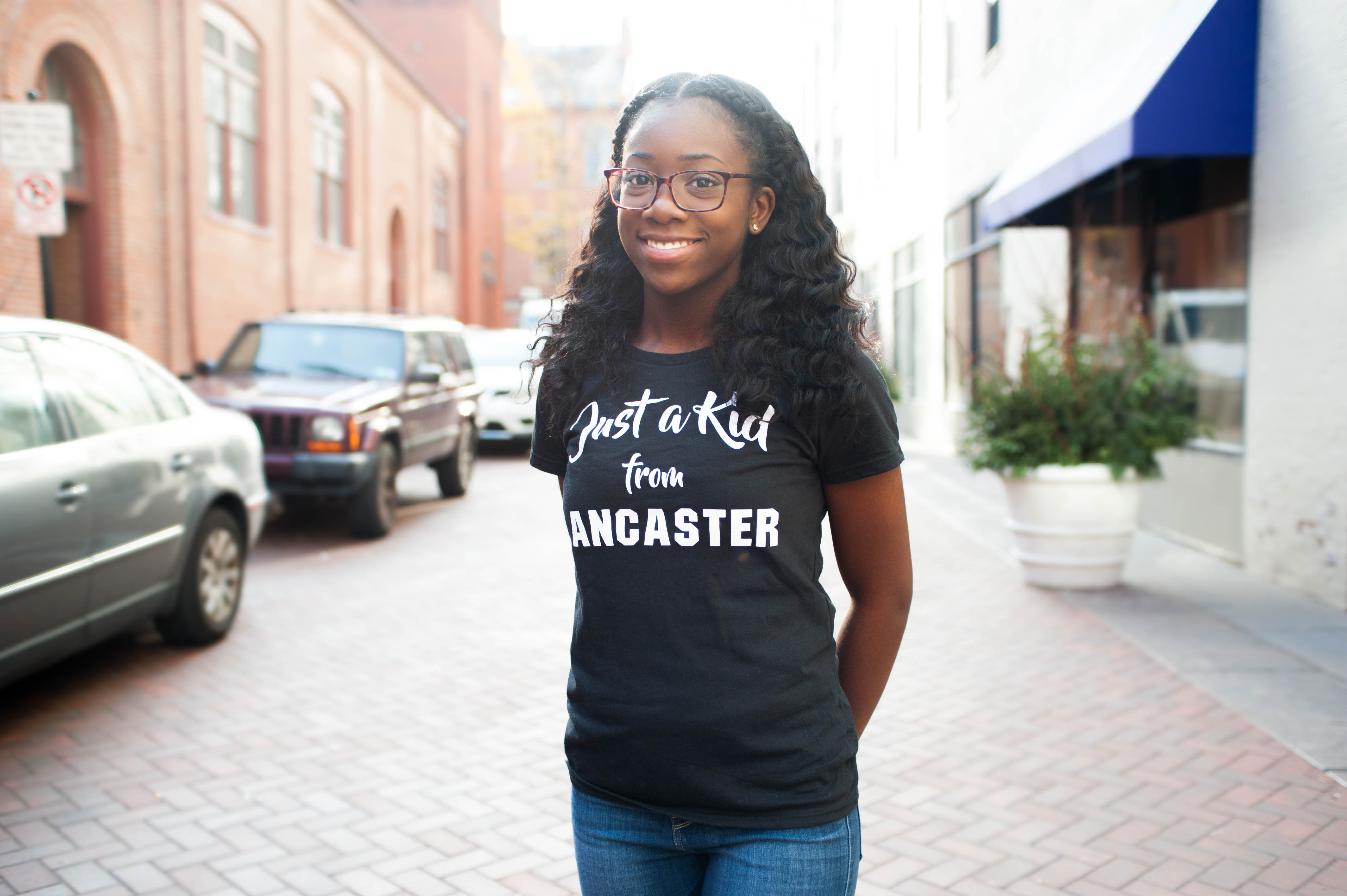 Opportunity for the Future: Danae, Advantage Lancaster Student
